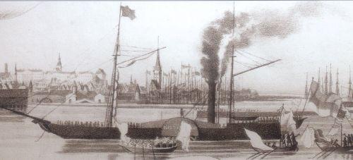 Kuvahaun tulos haulle S/S Furst Menschikoff (1836),