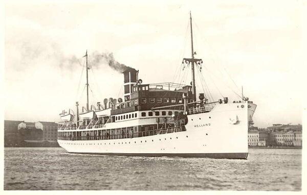 Wellamo Laiva